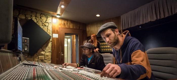 Orlando Ribar Drum Recording Session at Powerplay Studio, Switzerland