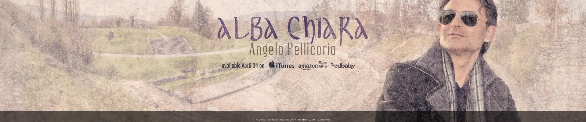 Angelo Pellicorio - Alba Chiara