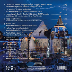 NiRo Music – 2nd Anniversary Sampler (Promo Copy)