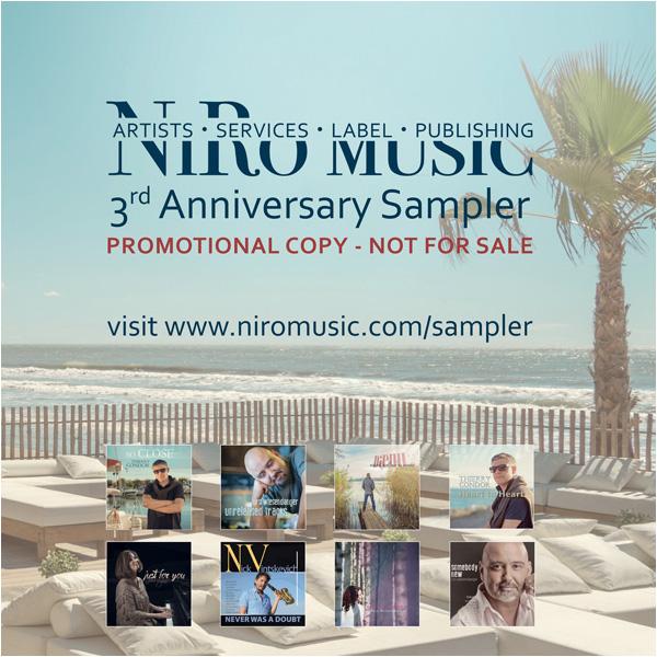 NiRo Music - 3rd Anniversary Sampler (Promo Copy) - NiRo Music