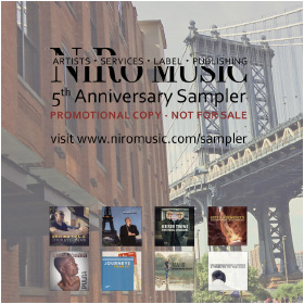 NiRo Music – 5th Anniversary Sampler
